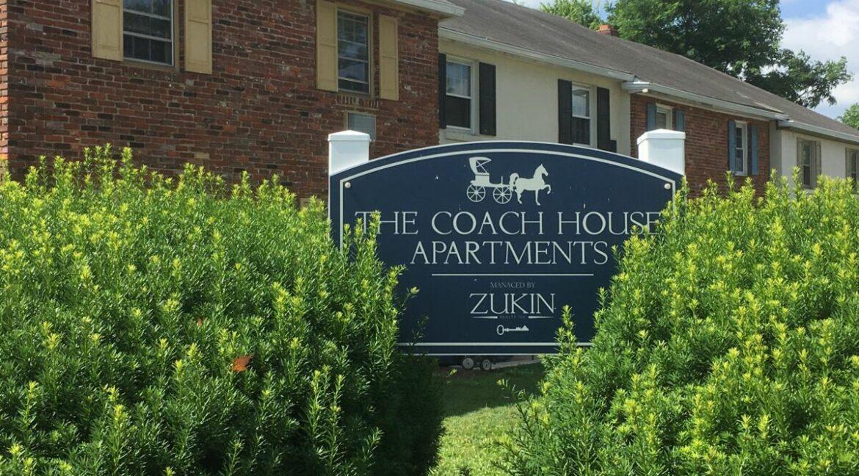 Coach House Zukin Sign