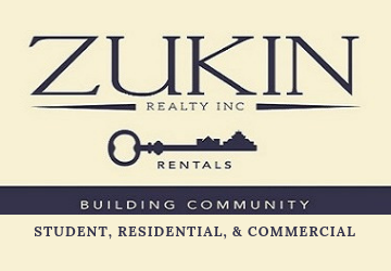 Student Rental Lease Agreement Sample for Zukin Realty Properties