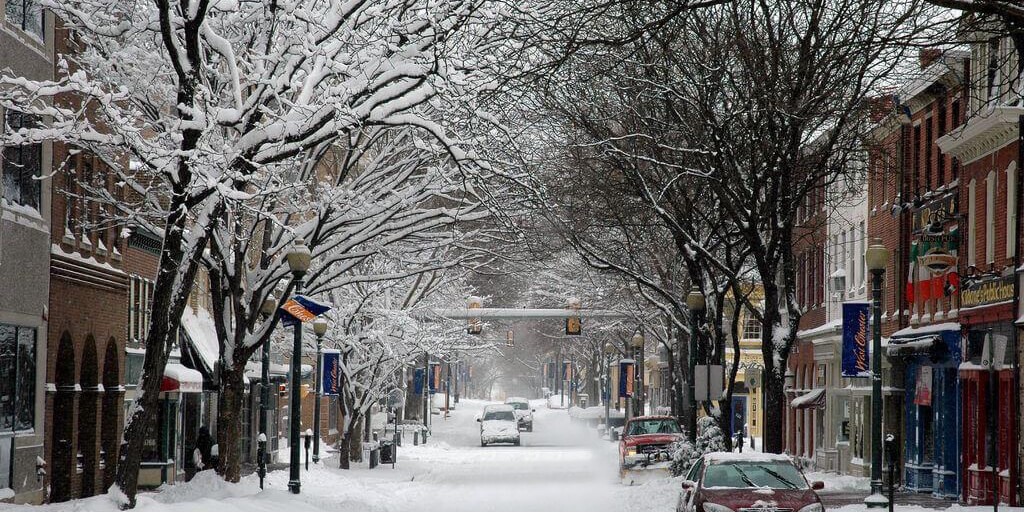 Secrets To Parking In West Chester Pa During A Snowstorm