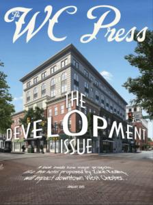 WC Press Development Issue