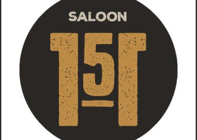 saloon-151-logo