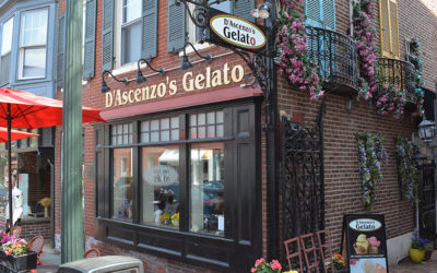 D'Ascenzo's Gelato – April 2019 Business Spotlight of the Month