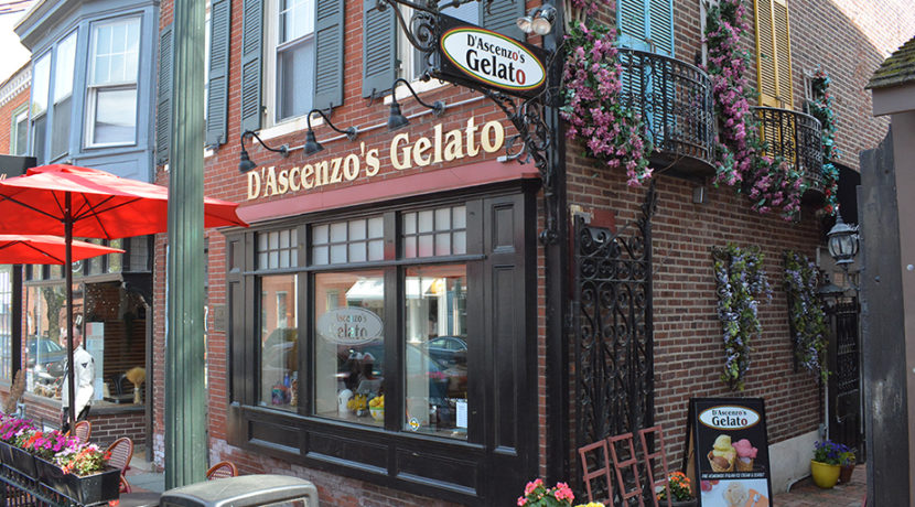 D'Ascenzo's Gelato West Chester PA