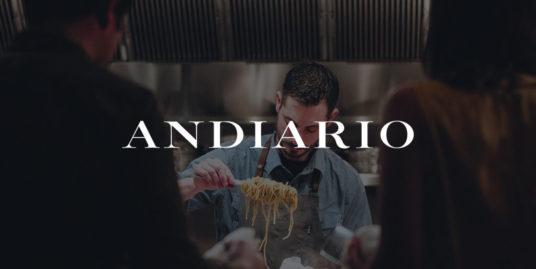 Restaurant Andiario - Zukin Realty Business Spotlight