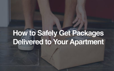 How to Safely Get Packages Delivered to Your Apartment