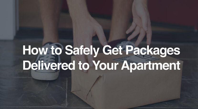 How to Deliver Packages to Your Apartment