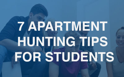How to Find an Apartment: 7 Apartment Hunting Tips for Students