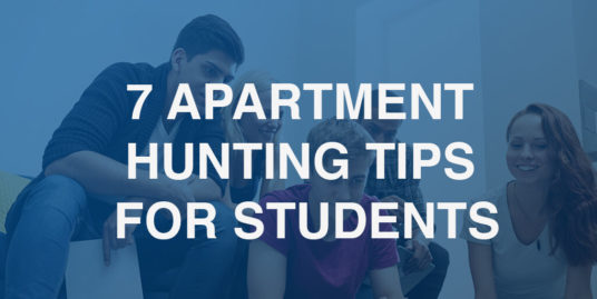 How to Find an Apartment - Zukin Realty
