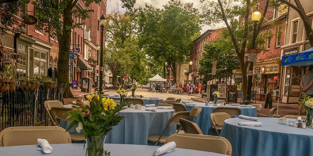 Swingin' Summer Thursdays - Things to Do West Chester PA - Zukin Realty