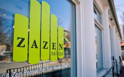 Zazen Nail Spa – January 2020 Business Spotlight of the Month