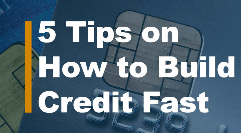 How to Build Credit - Zukin Realty
