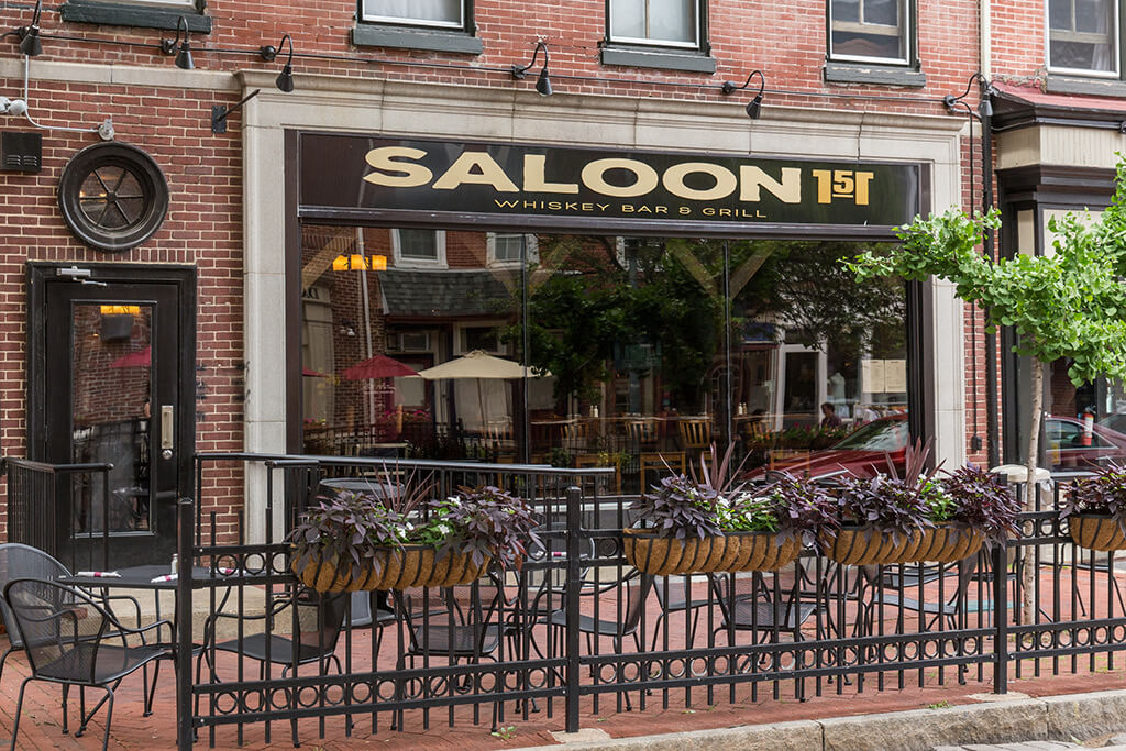Saloon 151 - Storefront