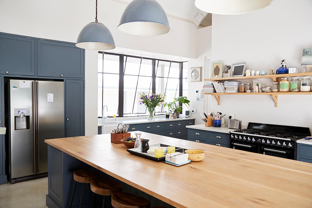 Best Home Improvements to Increase Value - Kitchen Remodel