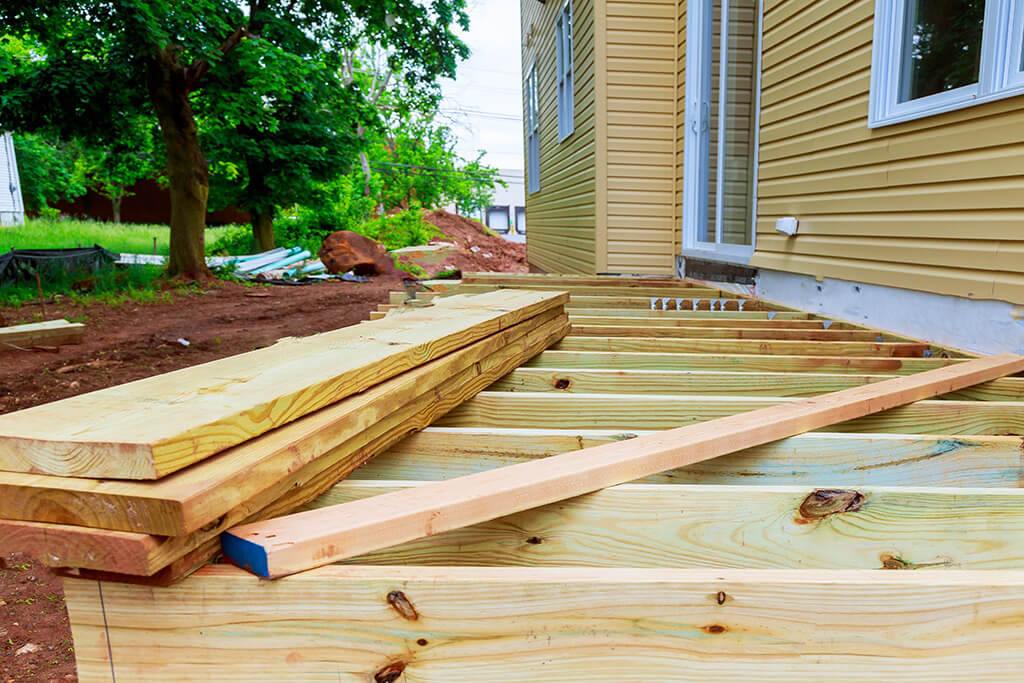 Home Improvements that Add Value - Adding a Deck