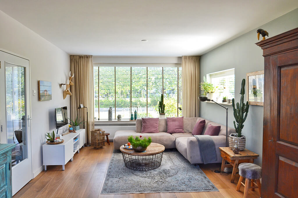 Staging a House - Zukin Realty