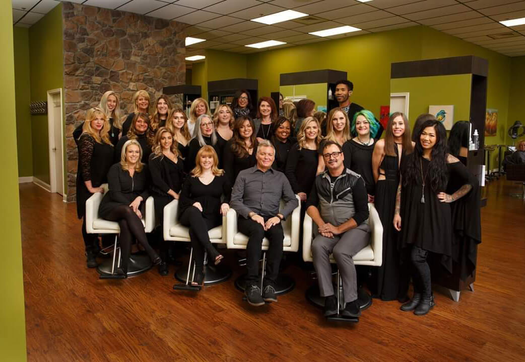 Balance Hair Spa - Team Photo