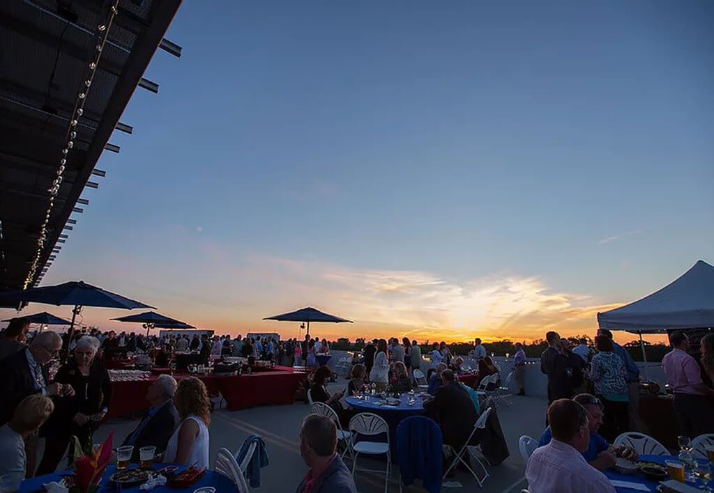 Up on the Roof - Things to Do In West Chester PA