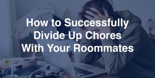 Roommate Chore