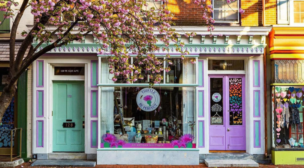 Thistle Be Perfect Store Front